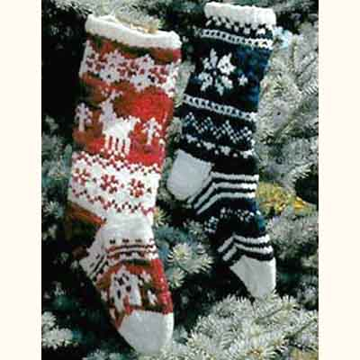 christmas stocking ruby river