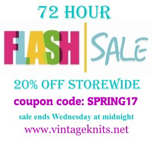flash_sale at vintageknits.net
